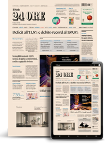 Il Sole 24 Ore quotidiano